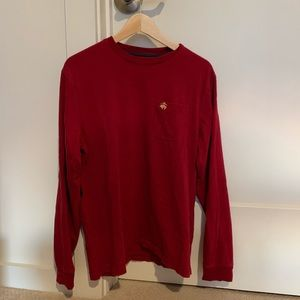 Brooks Brothers Long Sleeve Tee. Size medium.
